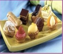 حلويات ومعجنات فرنسية