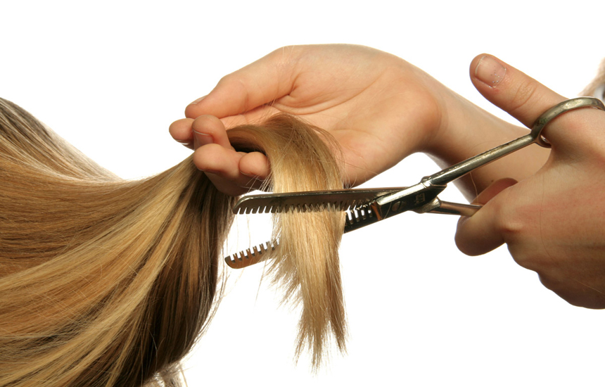 قص شعر